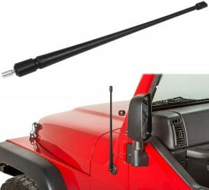 EIMGO 13 Inches Sports Antenna reviews
