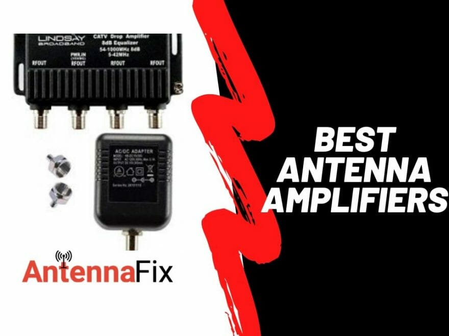 Best antenna amplifiers reviews