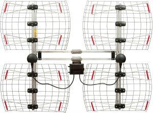 Antennas Direct 8-Element Bowtie TV Antenna reviews