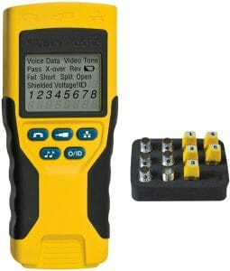 Klein Tools VDV501-823 Cable Tester reviews