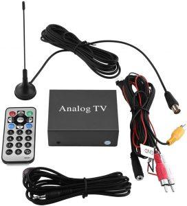 Car Digital TV receiver reviews and user guide