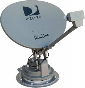 Winegard SK-SWM3 TRAV'LER DIRECTV Slimline Antenna reviews and user guide