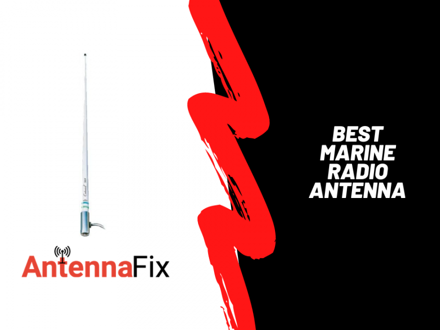 Best Marine radio antenna