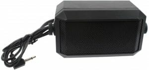AOER CB Radio Scanner External Speaker HAM Radio Audio Communication Speaker EKS-3 reviews and user guide