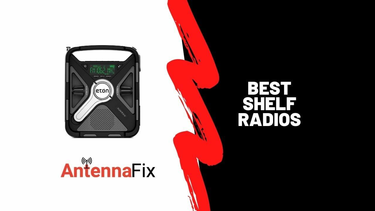 Best Shelf Radios in 2021