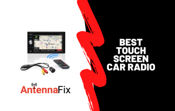 Best Touch Screen Car Radio