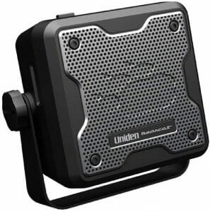 Uniden (BC15) Bearcat 15-Watt External Communications Speaker. Durable Rugged Design, Perfect for Amplifying Uniden Scanners, CB Radios, and Other Communications Receivers, Black reviews and user guide