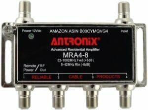 Antronix Amplifier MRA4-08/AC reviews