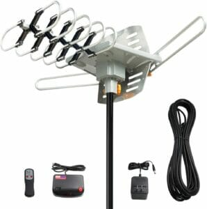 Vansky Outdoor TV antenna amplifier reviews