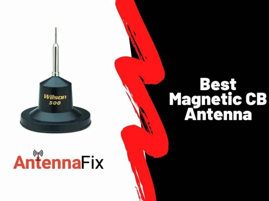 Best Magnetic CB Antenna