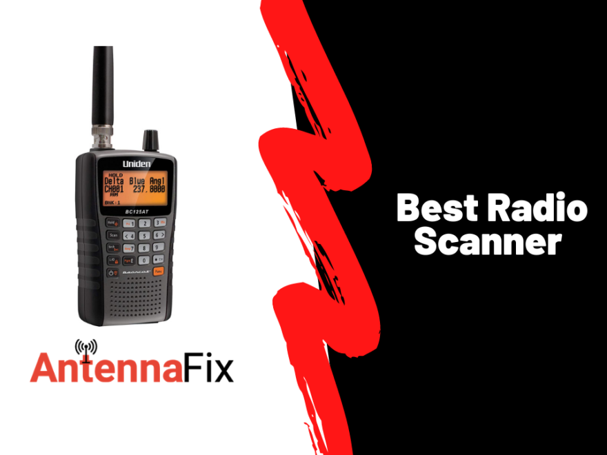 Best Radio Scanner