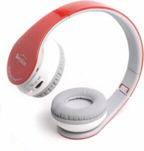 BeyutionNew Over-Ear- HiFi Stereo-with Mic-Phone- Bluetooth Headphones