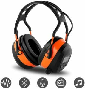 WULFPOWERPRO FM MP3 Bluetooth Radio Headphones